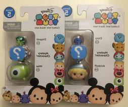 Lot of 2 Disney Tsum Tsum Collect 'em Stack 'em Series 5 Mys