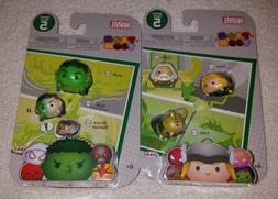 TSUM TSUM - Marvel Series 5 Figure LOT - The Avengers - Thor