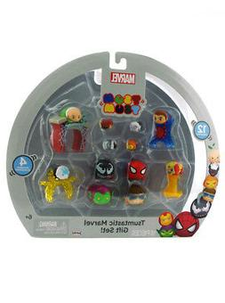 marvel spiderman 12 figures gift