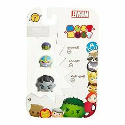 Marvel Tsum Tsum 3-Pack Figures - Hulk /Thanos/Gamora