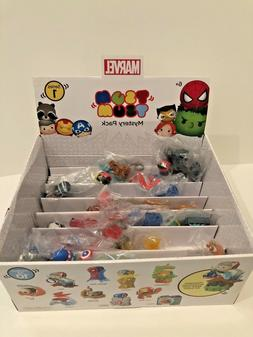 MARVEL TSUM TSUM SERIES 1 & 2 Mystery Pack Lot of 15 and Sto