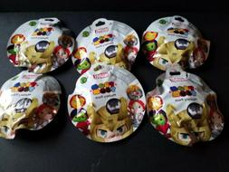 Disney Marvel Tsum Tsum Series 2 Mystery Stack Pack lot of 6