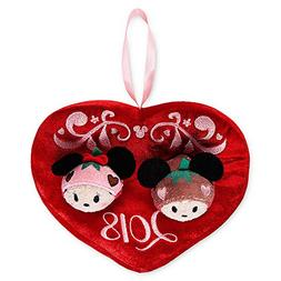 Disney Mickey and Minnie Mouse Scented ''Tsum-Tsum'' Plush S