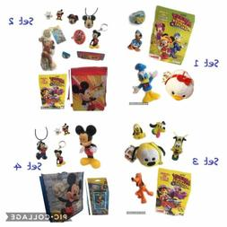 Disney Mickey Mouse Clubhouse Action Figure Characters Toy G