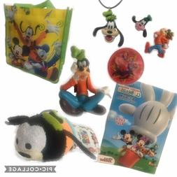 Mickey Mouse Clubhouse Plush Goofy Action Figure Tsum Tsum S