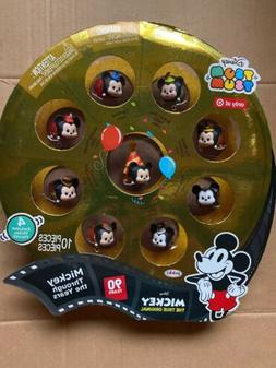 Mickey Mouse Through the Years 90th Anniversary 10-pc Set -