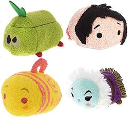 Disney Mini Tsum Tsum Set of 4 Assorted Tsum Tsum including
