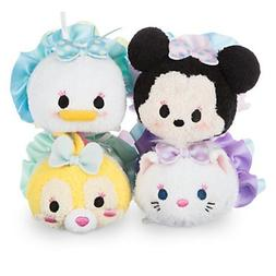 Disney Minnie Mouse and Friends Dressy ''Tsum Tsum'' Plush S