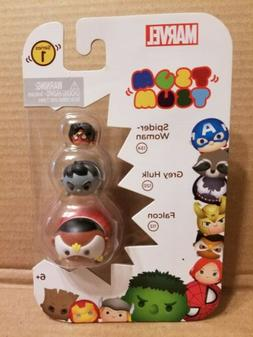 NEW! 2016 MARVEL TSUM TSUM SERIES 1 STACKABLES SPIDER-WOMAN,