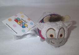 "New DISNEY STORE 3.5"" Plush TSUM FROZEN SVEN Reindeer Mini S"