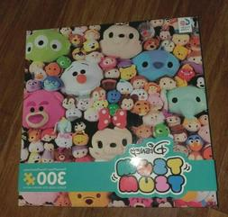 NEW DISNEY JIGSAW PUZZLE TSUM TSUM 300 PIECES Mickey Minnie