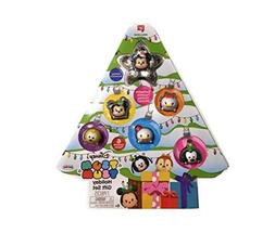 New Disney Tsum Tsum Exclusive Tree Holiday Gift Set 7 Piece