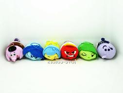 New Inside Out Tsum Tsum plush Toy doll disgust Joy Anger Sa