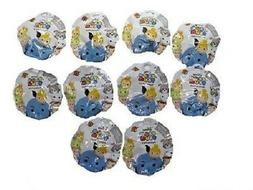 NEW Sealed Lot of 10 Disney Tsum Tsum Series 3 Mystery Figur