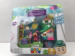 New Disney Tsum Tsum Alice In Wonderland Mad Hatter's Hat