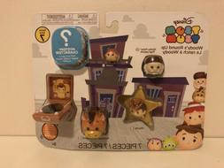 New Disney Tsum Tsum Series 7 Woody's Round Up Set Toy Story