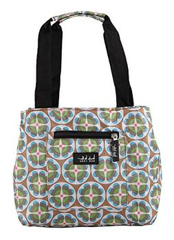Nicole Miller of New York Insulated Lunch Cooler- Circle Flo