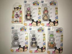 NIP - Disney - Tsum Tsum Lot of 5 Series 2 - 3-Packs & Tsum