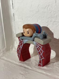 Spiderman Unmasked Tsum Tsum Collectible Rare Figurine Toy A