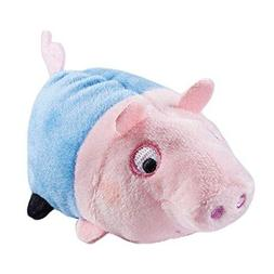 Peppa Pig Stackable 9cm George Soft Plush Toy