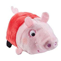 Peppa Pig Stackable 9cm Peppa Soft Plush Toy
