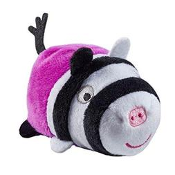 Peppa Pig Stackable 9cm Zoe Soft Plush Toy