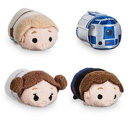 Star Wars 40th Anniversary ''Tsum Tsum'' Plush Set - Micro -