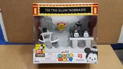 Steamboat Willie Disney Tsum Tsum Figure Set ~ Exclusive 90