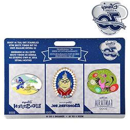 Disney Store jpan, pin badge Disney characters 2000-2002 30t