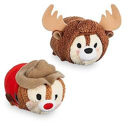 Disney Store Mini Tsum Tsum Special Canada Chip and Dale Plu