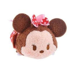 Disney Store Tsum Tsum Minnie Mouse Valentine Plush - Mini 3