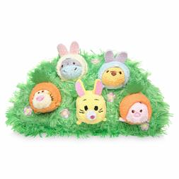 Disney Store Winnie the Pooh and Pals Easter Micro Tsum Tsum