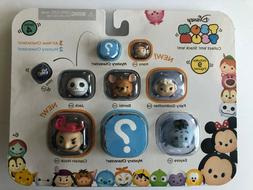 Tsum Tsum 9-Pack Figures - Hans, Fairy Godmother, Bambi, Jac