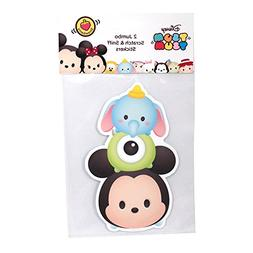 Tsum Tsum Jumbo Smicker Sets - Mickey Mouse - Strawberry Sce