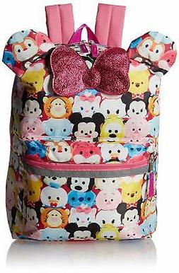 Tsum Tsum 16 inch Girls School Backpack Bag B18TS37337TU