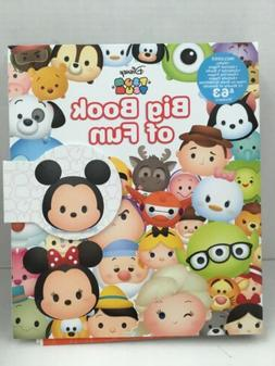 Disney TSUM TSUM Big Book of Fun ~ Haiku - Journal - Color &