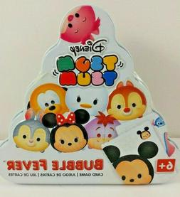 Tsum Tsum Bubble Fever Card Game From Disney In Metal Tin Ag