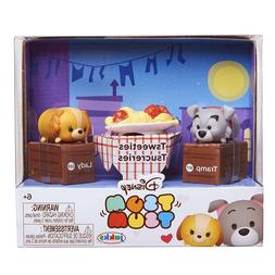 Tsum Tsum Disney Lady and The Tramp Tsweeties Gift Set - Bra