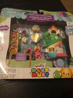 Tsum Tsum Disney Mad Hatter's Hat Shop Set Miniature Toy Fig