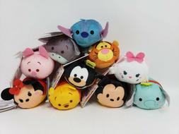 "Disney ""Tsum Tsum"" Mini Plush Characters Toy - New"