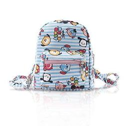 Finex Tsum Tsum Mini Small Canvas Backpack All Over Print fo
