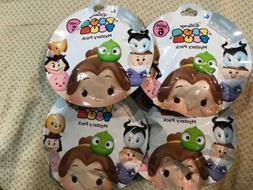Tsum Tsum Mystery Pack Series 6  Lot Of 4