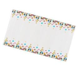 "American Greetings Tsum Tsum Plastic Table Cover, 54"" x 96"""