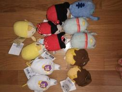 tsum tsum plush lot 12 tsumtsum assorted
