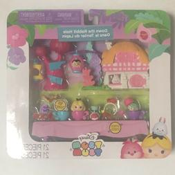 Disney TSUM TSUM PVC Down The Rabbit Hole Story Alice in Won