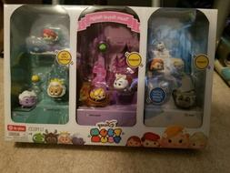 Disney Tsum Tsum Royal Reign Exclusive 12pc Set Limited Edit