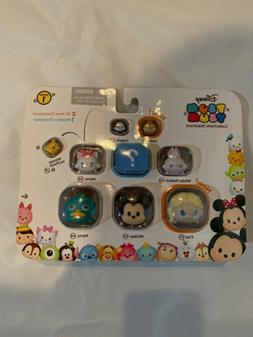Disney TSUM TSUM series 1. 9 pc set - Elsa-Mickey-Perry-Dale