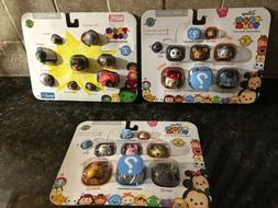 MARVEL TSUM TSUM SERIES 2 & DISNEY TSUM TSUM SERIES 4 BUNDLE