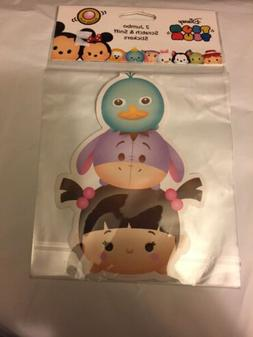 Disney Tsum Tsum Set Of Two Scented Disney Stickers Eyeore A
