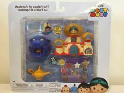 Disney Tsum Tsum The Palace of Agrabah Playset.16pcs Aladdin